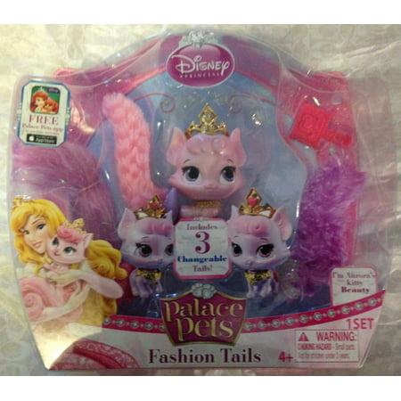 Disney Princess Palace Pets Fashion Tails Aurora Beauty Doll - Place Pets