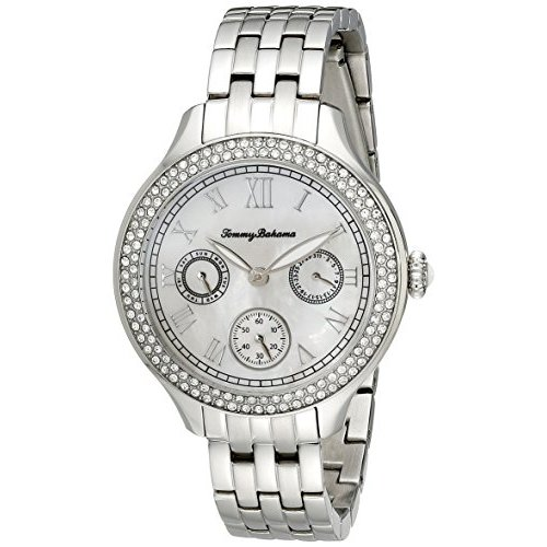 Tommy Bahama 10018329 Multifunction Crystal Accented
