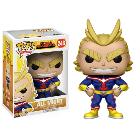FUNKO POP! ANIMATION: MY HERO ACADEMIA - ALL