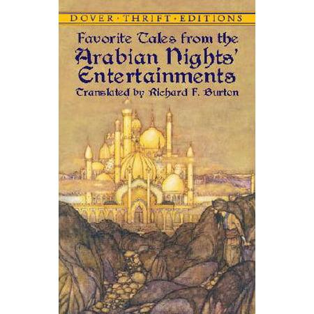 Favorite Tales from the Arabian Nights' (Tales Of The Arabian Nights Pinball Machine)