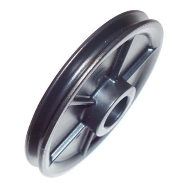 Pair Left /& Right Hand Heavy Duty Lift Cable Garage Door Drums//Wheel replacement