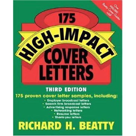 175 High Impact Cover Letters
