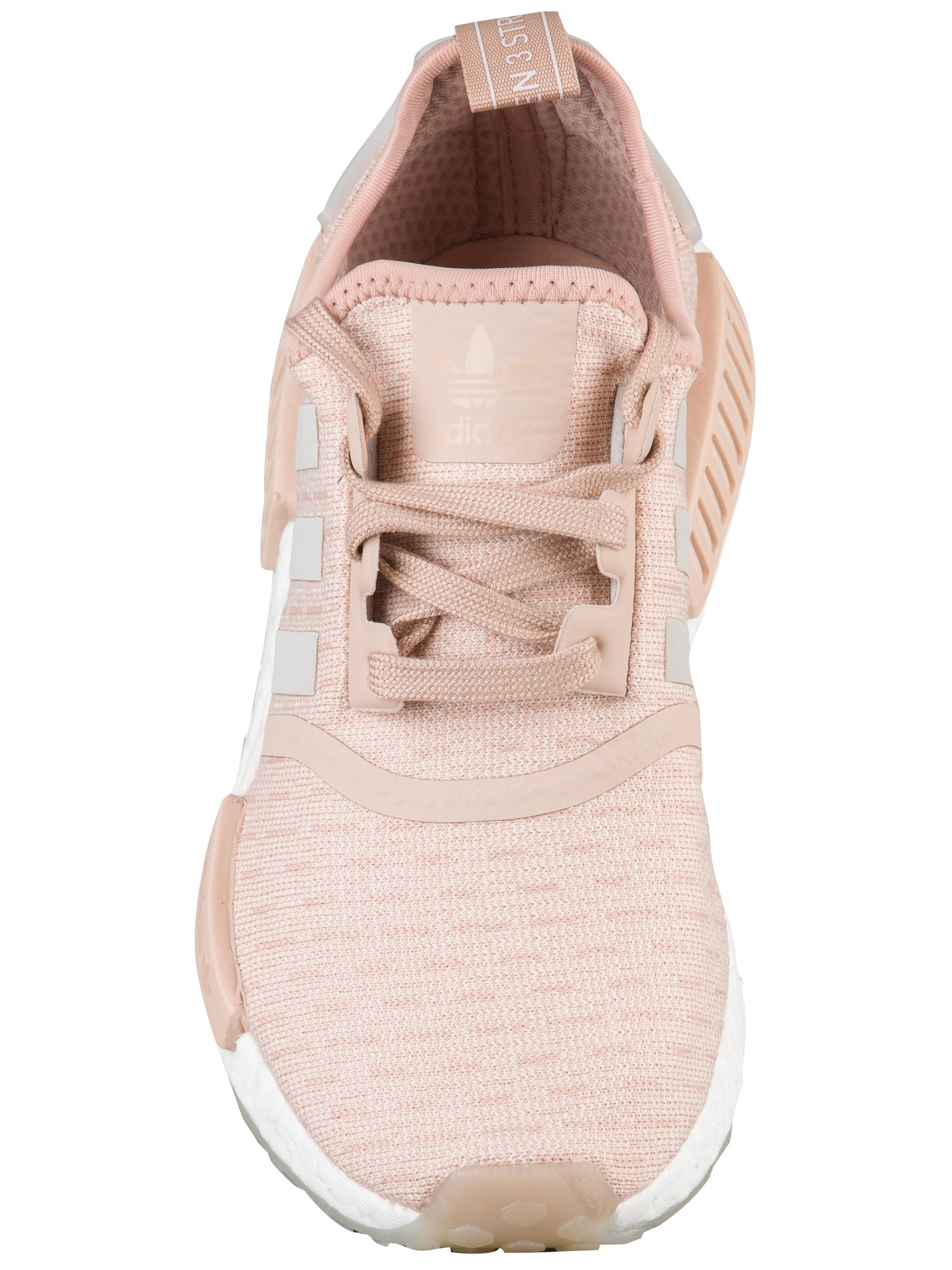 efee888ad WIN2 STORE - WIN2 STORE Originals NMD R1 - Women s - Running - Shoes - Ash  Pearl Chalk Pearl White - Walmart.com