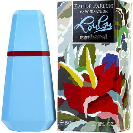 Cacharel Lou Lou Eau De Parfum Spray for Women 1.7 oz - Lou Lou By Cacharel