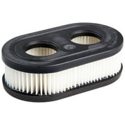 Briggs & Stratton Genuine OEM 798452 Oval Air Filter Cartridge