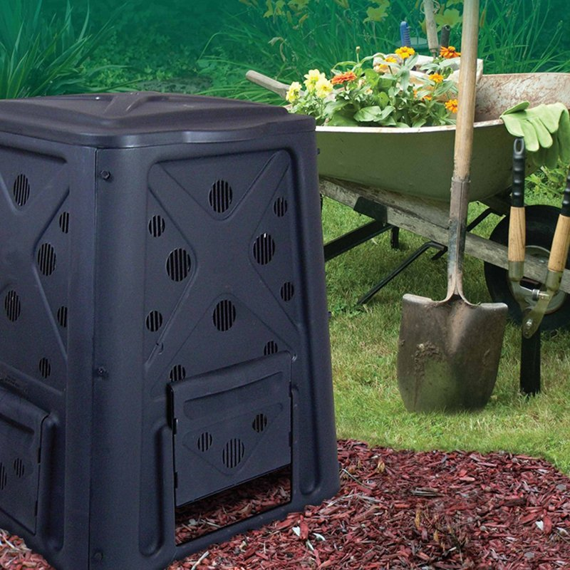 Redmon Green Culture 65 Gallon Compost Bin by W C Redmon Company Inc