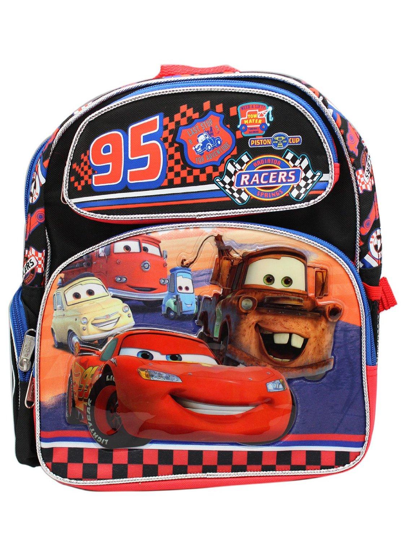 Small Backpack - - Cars 95 Kids School Bag New 652685