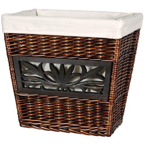 LaMont Tiger Lily Multi Purpose Towel Basket