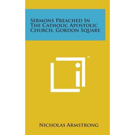 Sermons Preached in the Catholic Apostolic Church, Gordon Square (Nicholas Gordon Halloween)