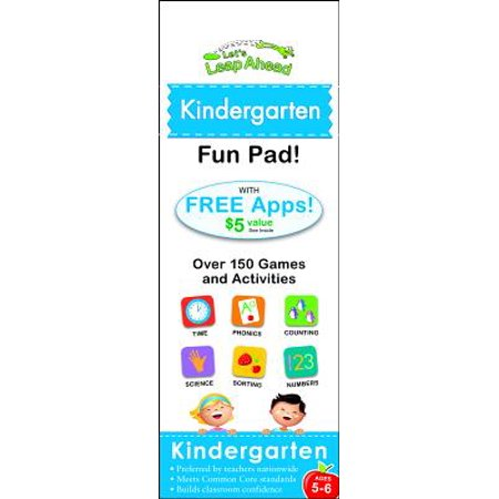 Let's Leap Ahead Kindergarten Fun Pad!](Fun Kindergarten Halloween Crafts)