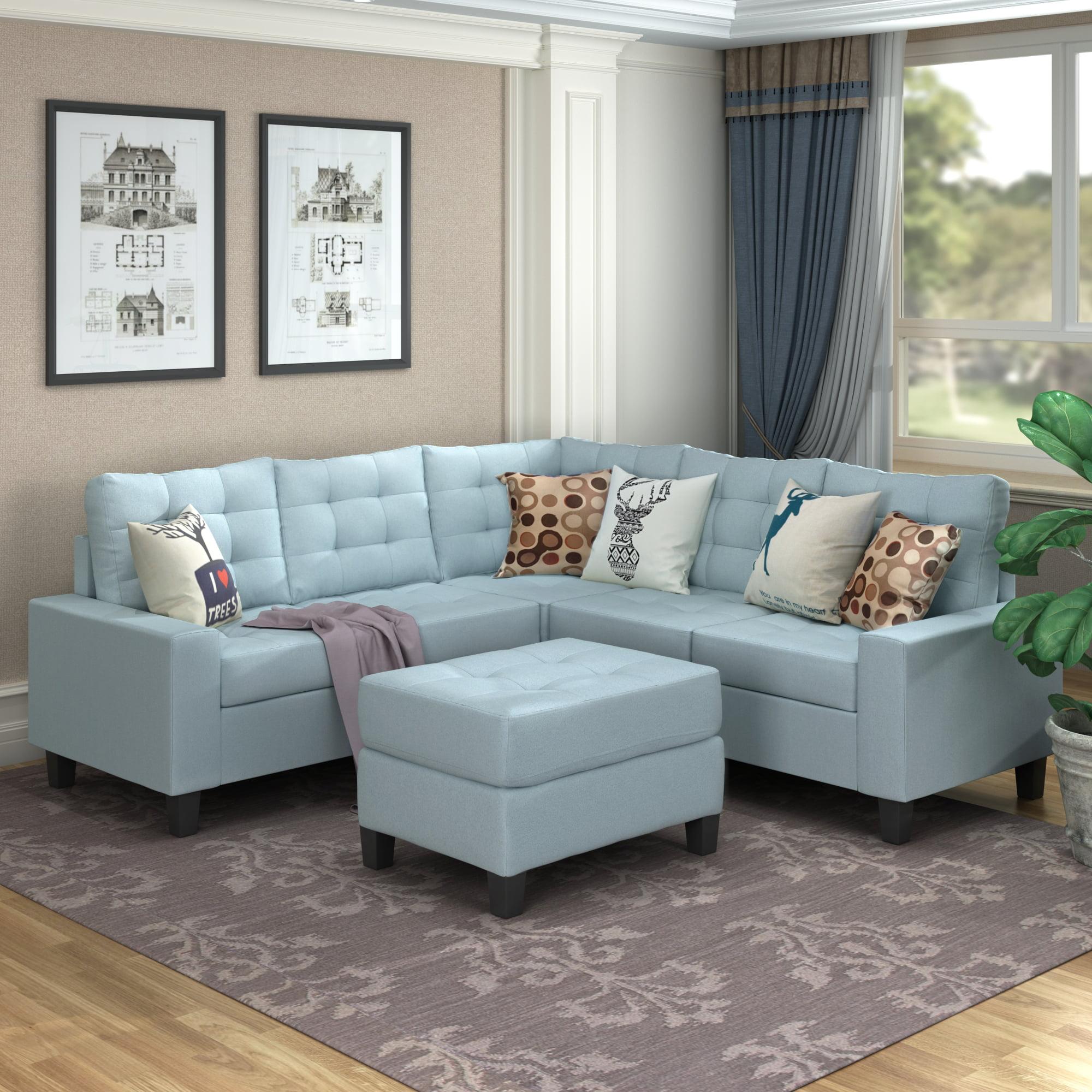 Living Room Furniture Sectional Sofa