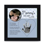 Mommy's Heart & Me 3.25 In. Photo Frame