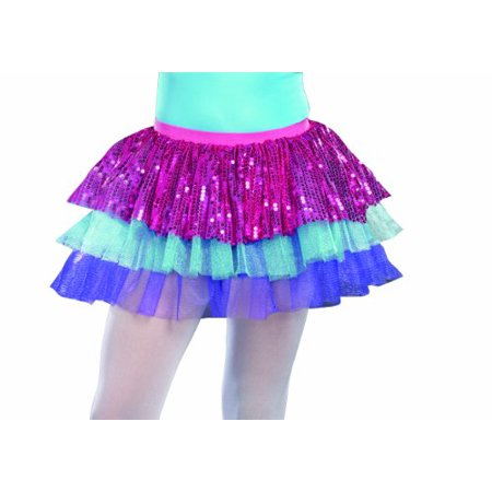 Sugarsugar Dance Craze Sequin Tutu Costume, Medium/Large](Ideas For Halloween Dance Costumes And Accessories)