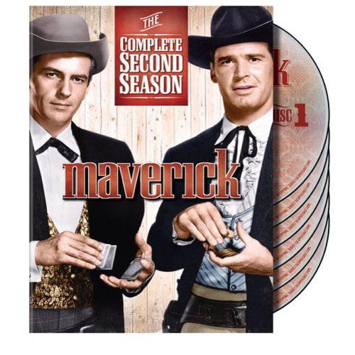 Maverick: The Complete Second Season (Full Frame)
