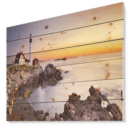 Design Art - Portland Head Lighthouse Maine - image 5 de 5