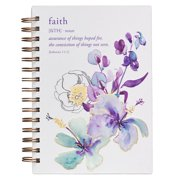 Journals Hardcover Wirebound Faith