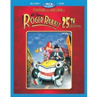 Who Framed Roger Rabbit (25th Anniversary Edition) (Blu-ray + DVD)