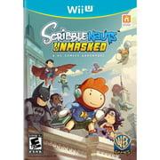 Scribblenauts Unmasked (Wii U)