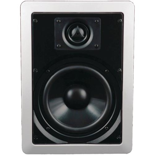 "AudioSource AC6W Custom 6"" In-Wall 2-Way Speaker Pair by AudioSource"