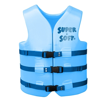 Life Vest by TRC Recreation - XS Adult Marina Blue