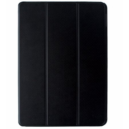 Belkin Tri-Fold Folio Case Cover for Apple iPad Pro 9.7 - Black / Gray (Refurbished)