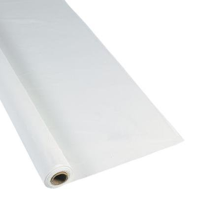 IN-85/2687 White Extra Long Tablecloth Roll 1 Roll(s) for $<!---->