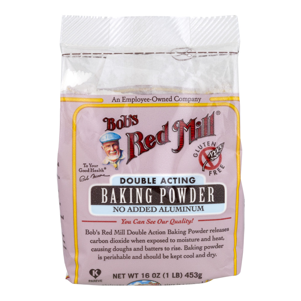Bob's Red Mill Baking Powder Double Acting, 16.0 OZ