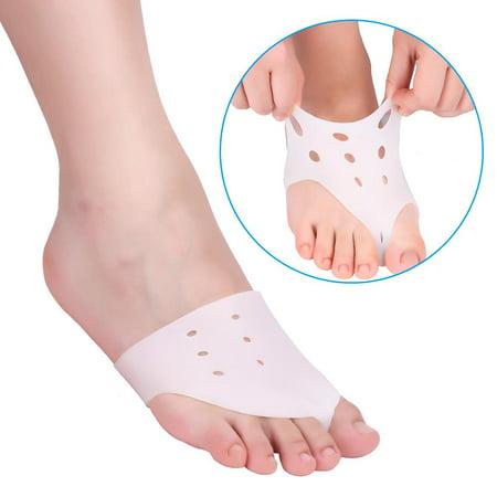 HURRISE 9Pairs/Set Bunion Valgus Corrector Pain Relief Toe Alignment Spreaders Separators Straightener, Bunion Pain Relief, Toe Protector - image 6 de 11
