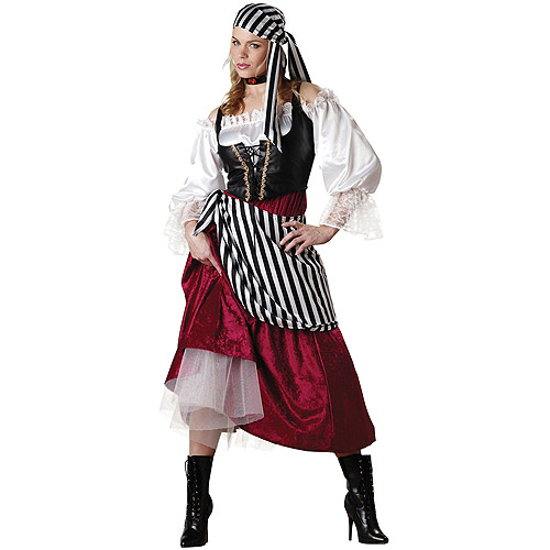 Pirate Wench Adult Halloween Costume