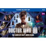 Doctor Who: The Matt Smith Years (Blu-ray)