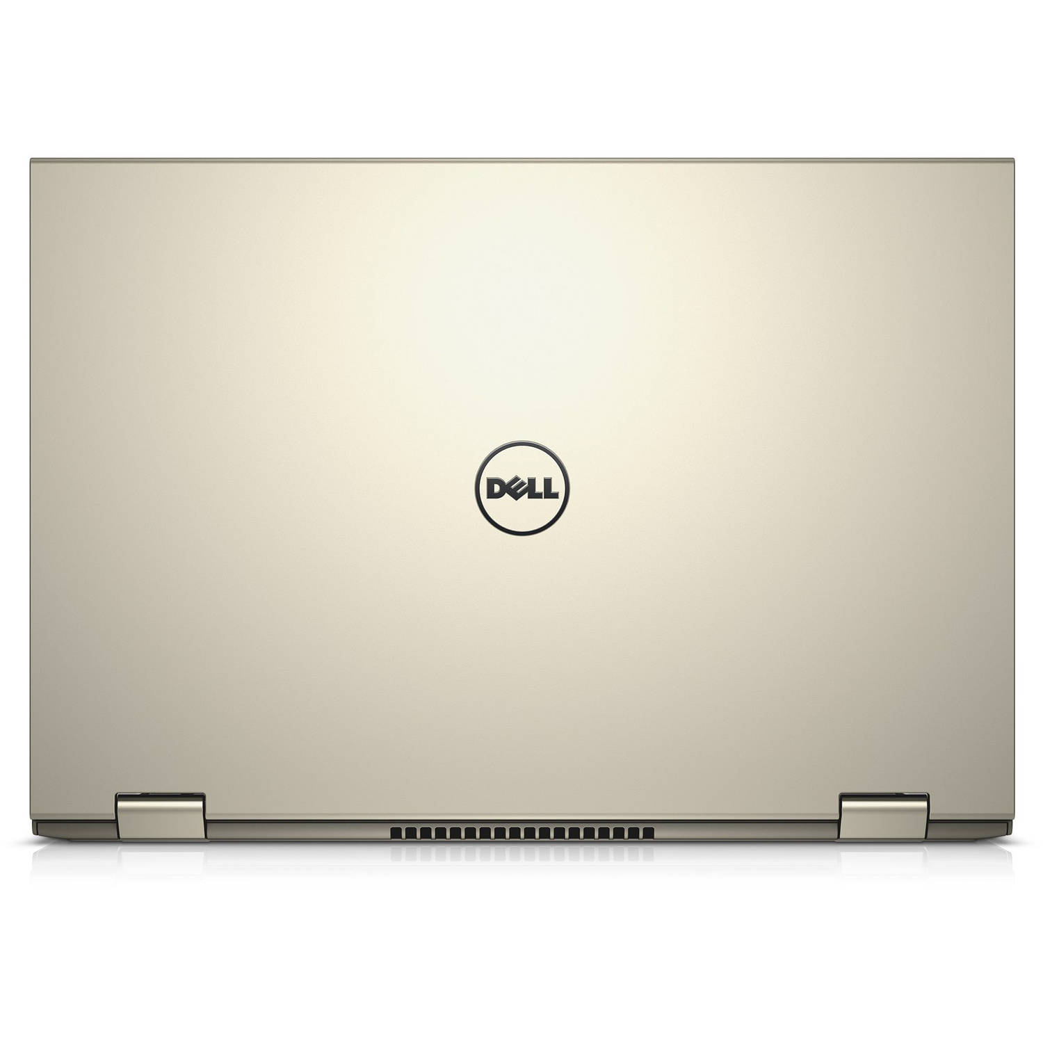 "Dell Gold 13.3"" Inspiron i7359 Laptop PC with Intel Core i3-6100U Processor, 4GB Memory, 1TB Hard Drive, Touchscreen and Windows 10 Home"