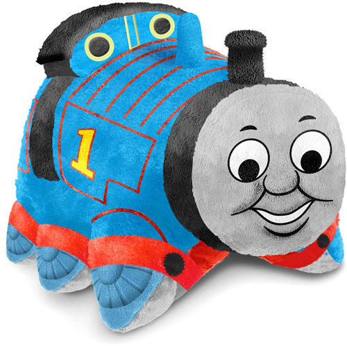 As Seen on TV Pillow Pet Pee Wee, Thomas the Train