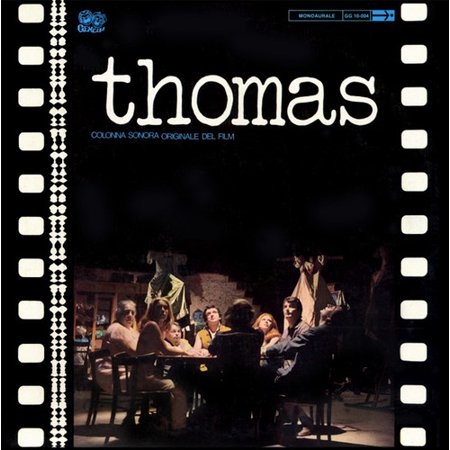 Amedeo Tommasi - Thomas: Colonna Sonora Originale Del Film - O.S.T - Halloween Colonna Sonora Film