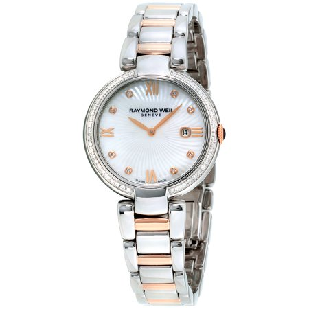 Ladies Mother Of Pearl Dial (Shine White Mother of Pearl Dial Ladies Watch 1600-SPS-00995 )