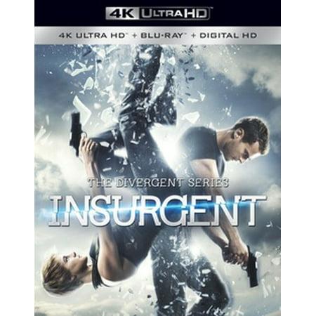 The Divergent Series: Insurgent (4K Ultra - Fass Hd Series