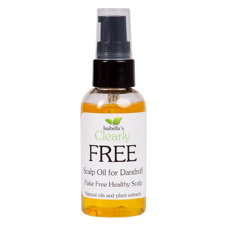 Isabella's Clearly FREE - Dandruff and Dry Scalp Hair Mask. 100% Natural and Effective Treatment for Itchy Flaky Scalp (2