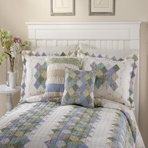Nostalgia Home Kimberly Cotton Standard Sham