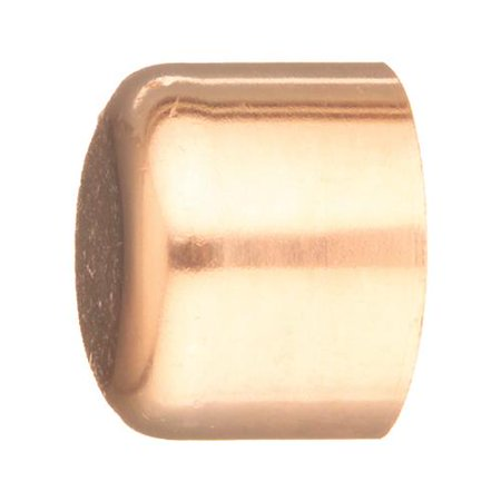 Copper Specialty Fittings (B&K W 67014 Pipe Fitting, Wrot Copper Cap, 2-In. - Quantity)