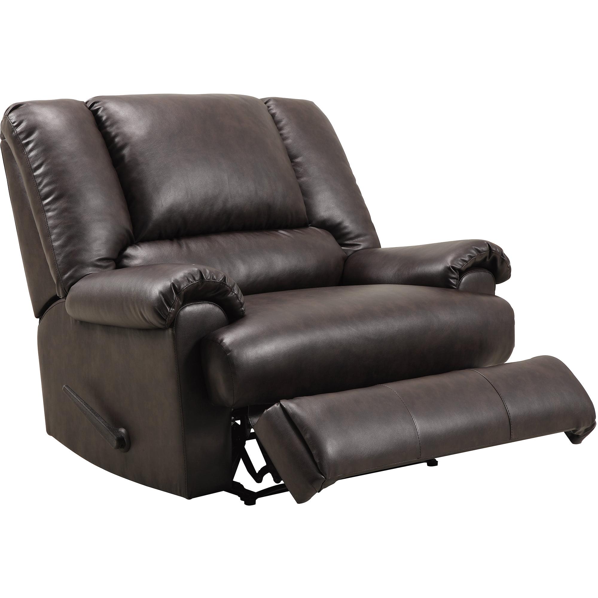 Dorel Living Stanford Chair and a Half ReclinerWalmartcom