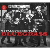 Totally Essential Bluegrass / Various (CD)