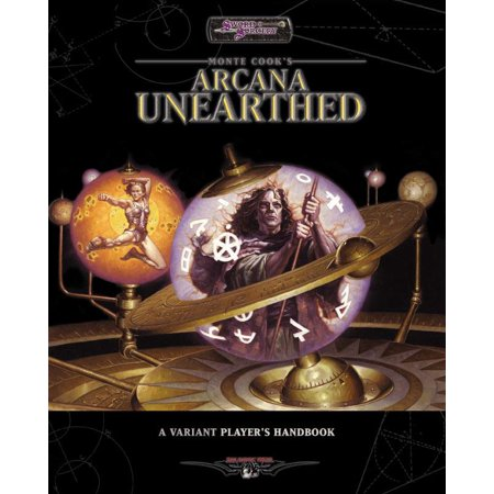 Arcana Unearthed Lightly Used