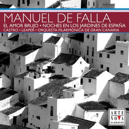M.D. Falla - Manuel De Falla: El Amor Brujo; Noches En Los Jardines De Espa a [CD]