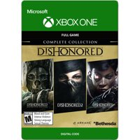 Xbox One Dishonored Complete Collection (email delivery)