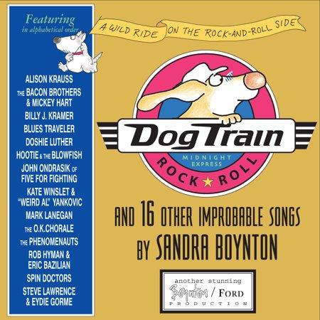 Dog Train CD - Audio-CD