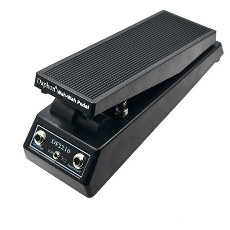 Electric Guitar Tones Effect Wah Wah Pedal for Electric Guitar Players DJ Musical Instrument Accessories - image 1 de 4