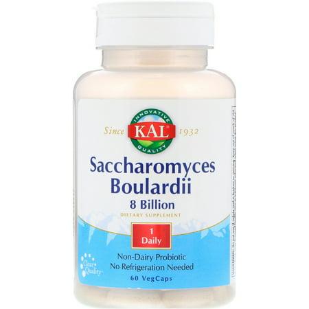 KAL  Saccharomyces Boulardii  8 Billion  60 VegCaps