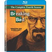 Breaking Bad: The Complete Fourth Season (Blu-ray) (Anamorphic Widescreen) by SONY CORP