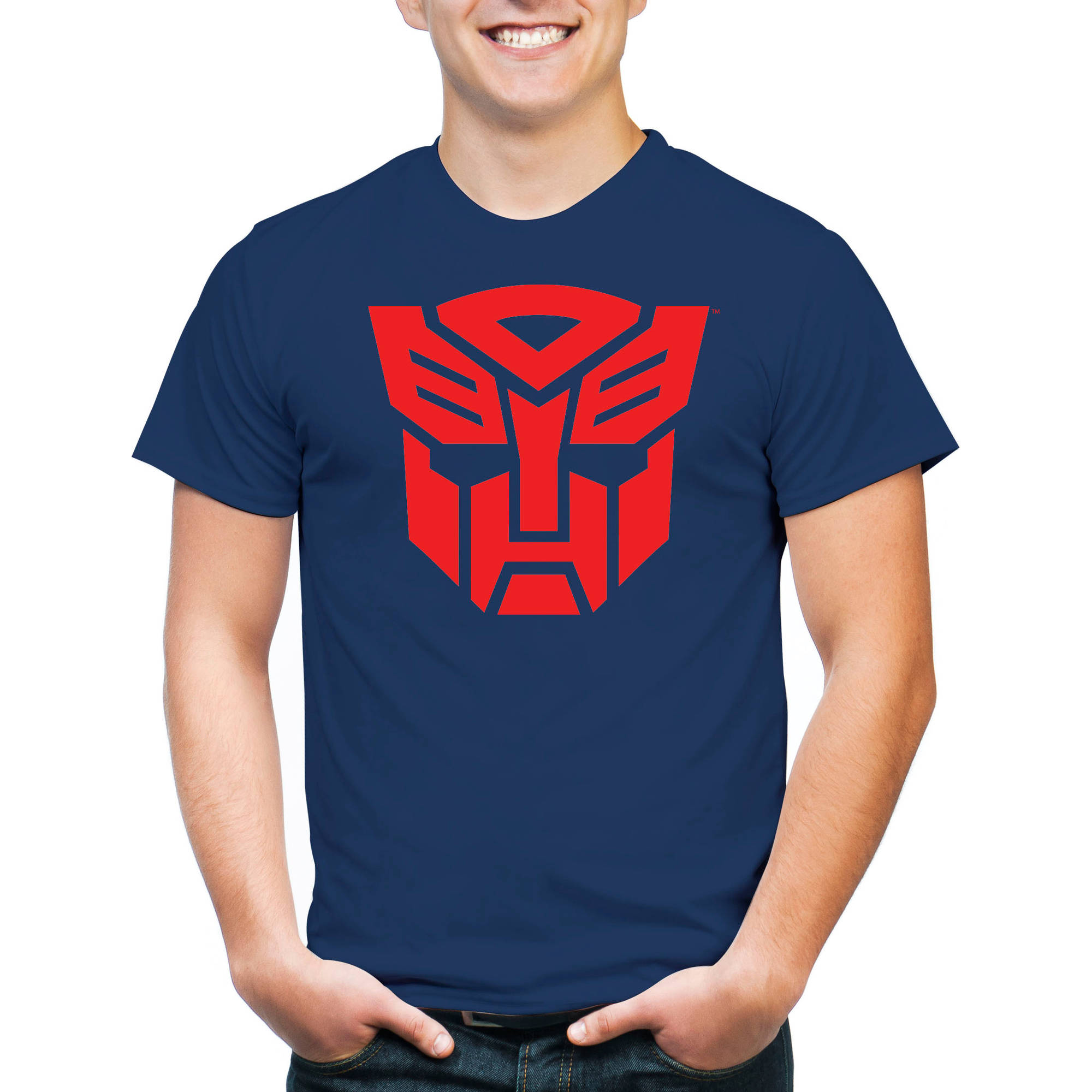 Transformers Shield Men's Graphic Short Sleeve T-Shirt