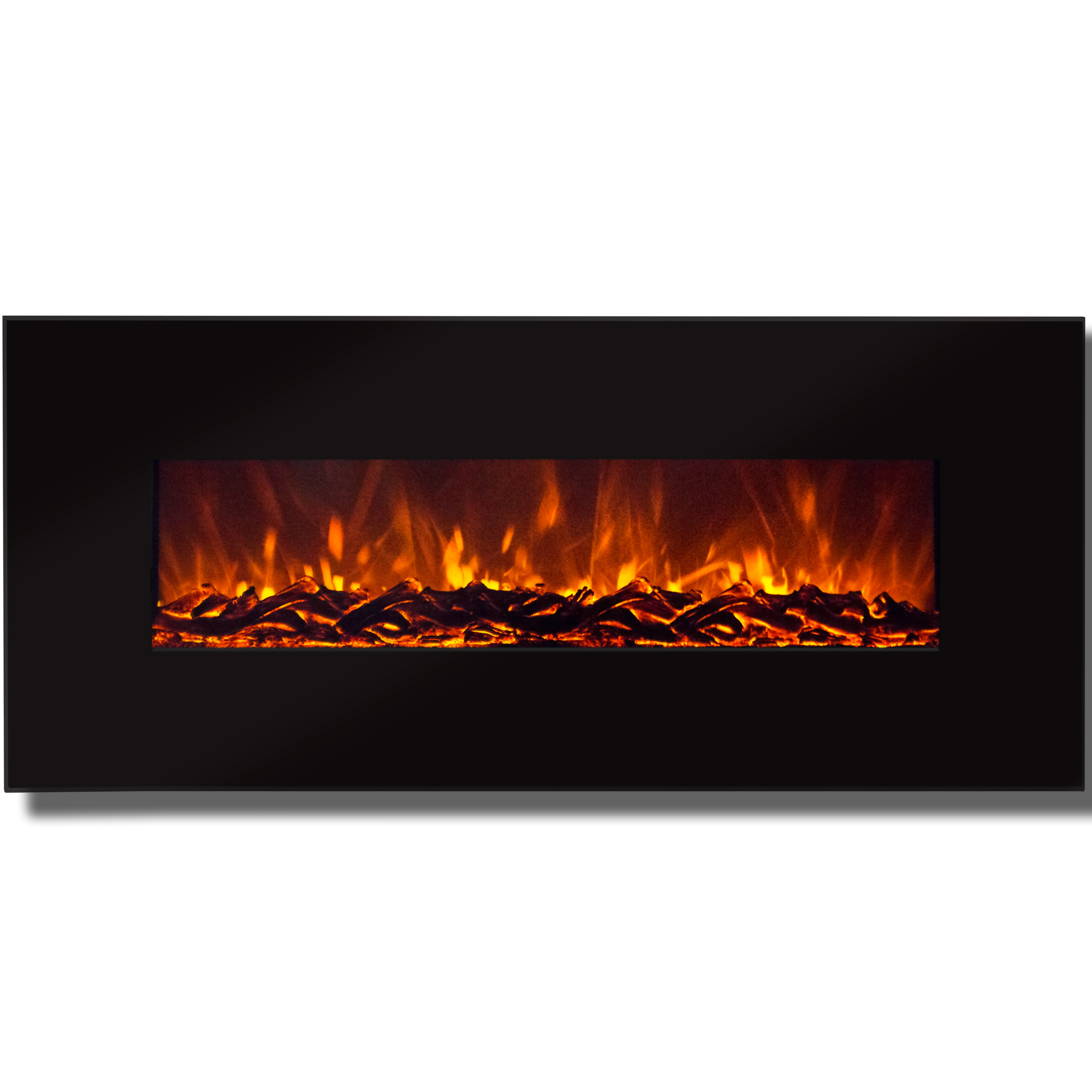 Best Choice Products 50 Quot Electric Wall Mounted Fireplace