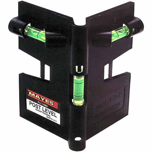 Great Neck Saw 11060 Magnetic Post Level